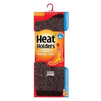Grabber Heat Holders Men's Twist Crew Sock