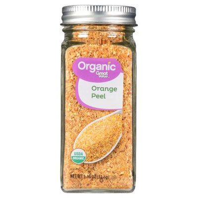 Wal-mart Stores, Inc. Great Value Organic Orange Peel, 1.15 oz