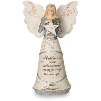 Pavilion Gift Company 82375 Retirement Angel Figurine