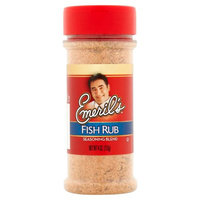 B & G Foods, Inc. Emerils, Fish Rub, 4 Oz (Pack Of 6)