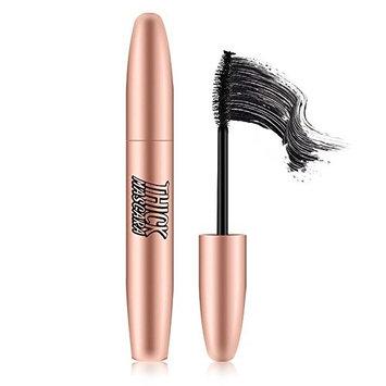 Mascara by Fenleo, Waterproof Makeup Eyelash Long Curling Mascara Eye Lashes Extension