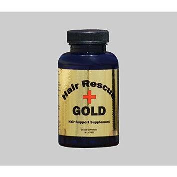 Hair Rescue GOLD Plus Supplement Hair Growth Supplement Hair Vitamins Stop Hair Loss by Hair Rescue International