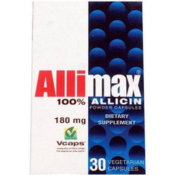 Allimax Vegetarian Allicin Capsules, 30 CT