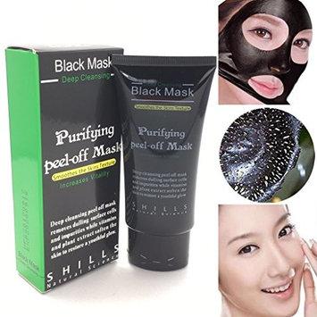 Natural Science Deep Cleansing Black Mask - Peel Off Mask - Blackhead Remover Mask, Charcoal Mask - Blackhead Peel Off Mask - As Seen on Youtube