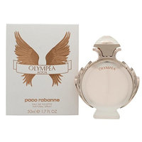 Olympea Aqua by Paco Rabanne Eau de Toilette for Women 1.7 Ounce / 50ml New In Box - 2016 New Edition