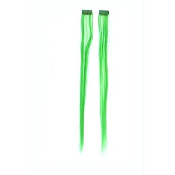 Morriscostumes Unisex Adult Hair Extensions Green