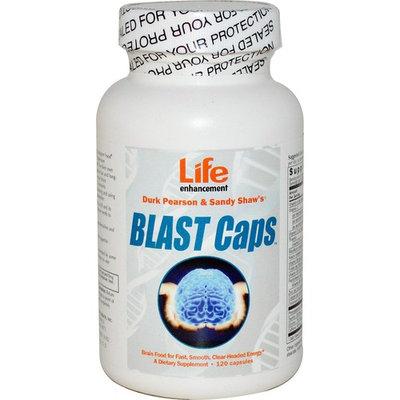 Life Enhancement, Blast Caps, 120 Capsules