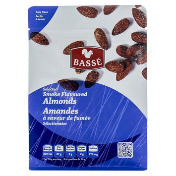 Basse Nuts Basse Selected Smoke Flavored Almonds (7oz.) Best Nut Almonds Nutrition Toast Almonds Toast Life!
