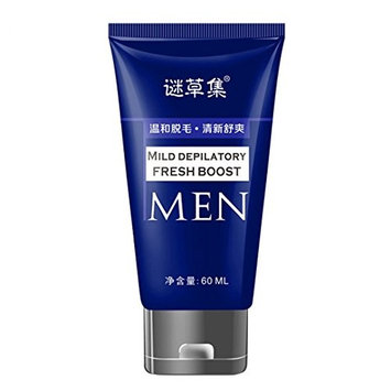 Coohole Hair Removal Cream,Permanent Body Hair Removal Cream Hand Leg Hair Loss Depilatory Cream for Men