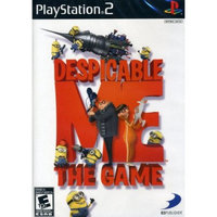 Despicable Me: The Game (PlayStation 2)