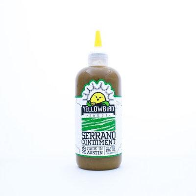 Realstuff Inc. Serrano Condiment