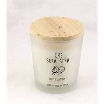 Cereria Molla Hand Poured Luxury Candle Made in Spain White Jasmine