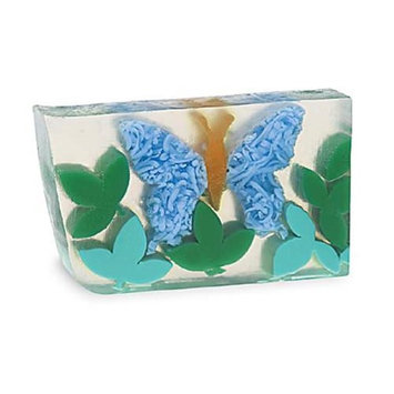 Primal Elements SWPB Papillon en Bleu 5.8 oz. Bar Soap in Shrinkwrap