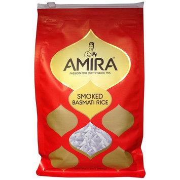 AMIRA Smoked Basmati Rice, 2 Pound