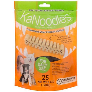 Vets Plus, Inc KaNoodles Dental Chews & Treats - Small 6oz (25 counts)