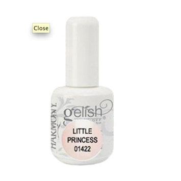 Hand & Nail Harmony Gelish Soak Off Gel Nail Polish - Little Princess - 01422