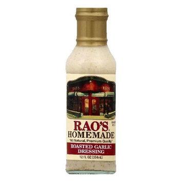 Kehe Rao's Homemade Roasted Garlic Vinaigrette 12 oz