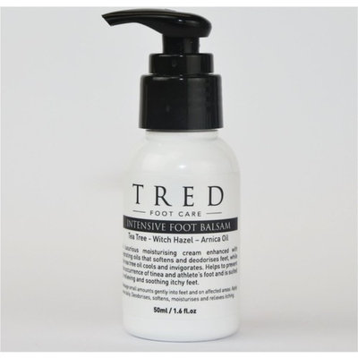 Intensive Foot Cream Relieves Dry Skin, Repairs Cracked Heels and Softens Feet