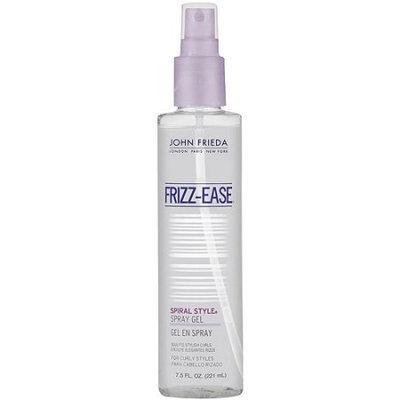 John Frieda Frizz-Ease Spiral Style Curl-Defining Spray Gel