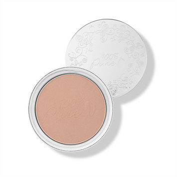 100 Pure 100% Pure Healthy Flawless Skin Foundation Powder - Toffee