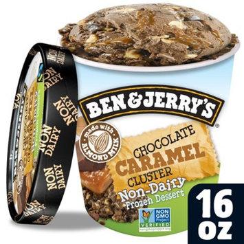 Ben & Jerry's Chocolate Caramel Cluster Ice Cream 16oz