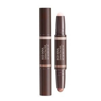 [the SAEM] Eco Soul Contour Duo Stick 1.9g2 : Beauty