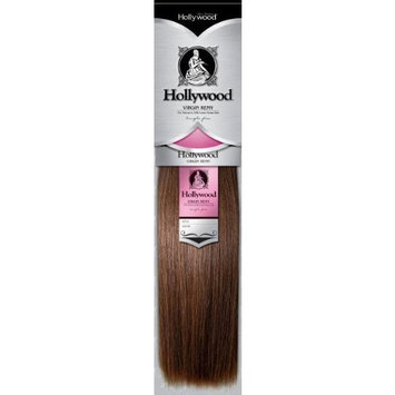 HOLLYWOOD VIRGIN REMY 10s - Hollywood Remy 100% Luxury Human Hair Weave Extensions #1