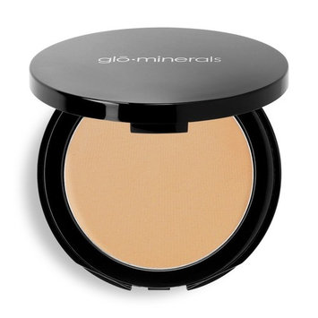Glo Minerals Pressed Base Powder Foundation, Golden Medium, 0.35 Oz