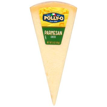 Polly-O Parmesan Cheese Wedge