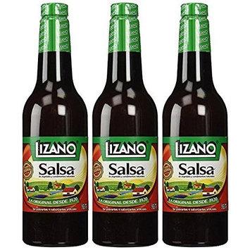 Lizano Salsa 700 mL/23 oz, 3 Bottle