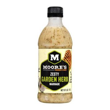 Moore, S. Moore's Zesty Herb Marinade
