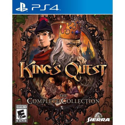 Activision King's Quest: Adventures of Graham Playstation 4 [PS4]
