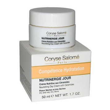 Coryse Salome Competence Hydratation Nourishing Day Cream (Dry Or Very Dry Skin), 1.7 Ounce
