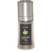 Kamenstein Gourmet Garlic & Herb Seasoning Grinder