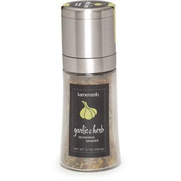 Kamenstein Gourmet Garlic & Herb Seasoning Grinder
