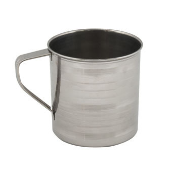 Dollaritemdirect STAINLESS STEEL COFFEE MUG 20 OZ, Case Pack of 48