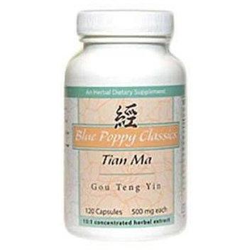 Blue Poppy Tian Ma Gou Teng Yin 120 caps