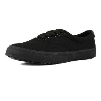 OwnShoe Black Sunbrella Slip and Water Resistant Non-slip Shoes