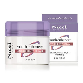 Nicel Youth Enhancer Antioxidant Cream, 2 oz.