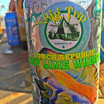 Big Top Brewing Big Top Circus Big Top Cnch Rpblic Key Lime Wht 6/12 C