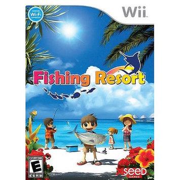 Xseed Jks Inc. Fishing Resort Wii Game XSEED Games