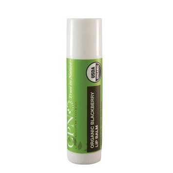 California Pure Naturals Organic Blackberry Lip Balm, .15 Oz