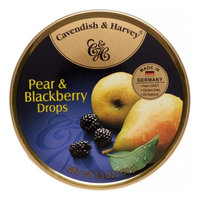 Cavendish & Harvey Candy Tin Pear