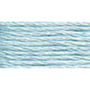 Anchor Six Strand Embroidery Floss 8.75 Yards-Sea Blue Light 12 per box