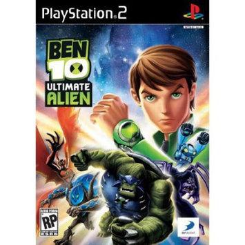 D3 Publisher Ben 10: Ultimate Alien (PS2)