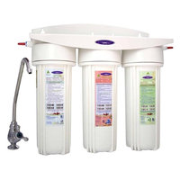 Crystal Quest CQE-US-00327 Replaceable Plus Water Filter System