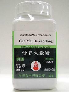 Gan Mai Da Zao Tang 100 gms by Min Tong