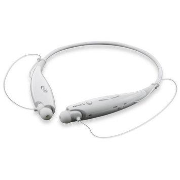 Fye iLive Bluetooth Wireless Stereo Headset - White