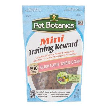 Cardinal Pet Care Pet Botanics Salmon Mini Training Reward Dog Treat, 10 Oz, 500 Ct