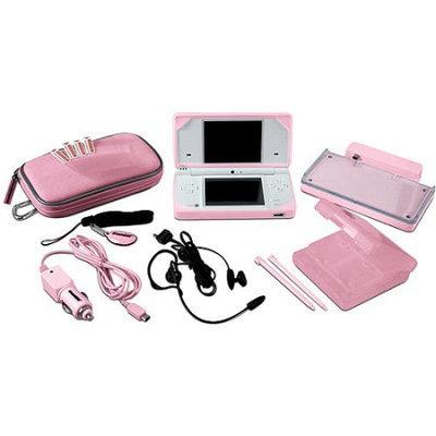 DreamGEAR DSi 11 In 1 Starter Kit - Pink